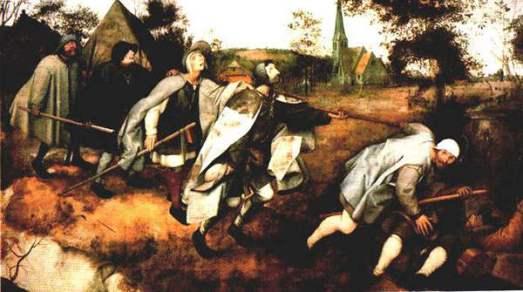 Bruegel I ciechi